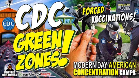MASS DEATH EVENT EXPOSED! CDC Concentration Camps & FORCED VAX Coming! MUST SEE Video!