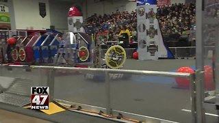 FIRST Robotics Competition At Northwest High School