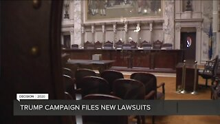 Wisconsin Supreme Court orders Trump lawsuits be consolidated into one case