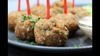 How to Make Turkey Meatballs | It's Only Food w/ Chef John Politte