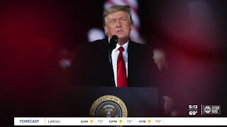 Legal troubles not over for former President Trump