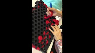 Packing Foam Activities for Individuals with Developmental Disabilities