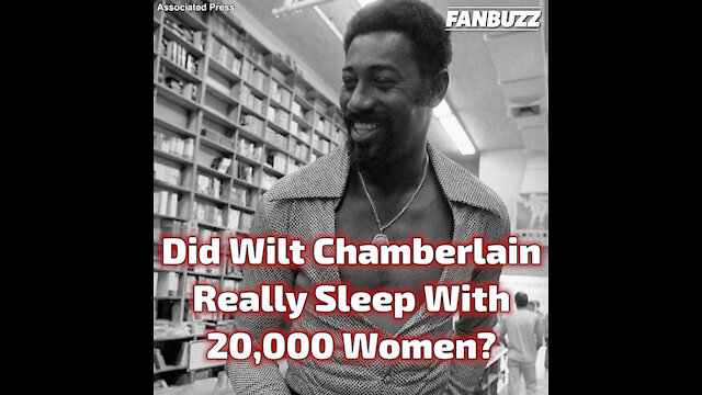 Ladies wilt chamberlain Wilt Chamberlain
