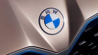BMW Unveils New Logo ... Sort Of