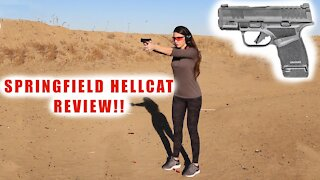 Springfield Armory Hellcat Review - How Good Is It?