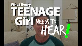 🙋♀️🙋🏿♀️🙋🏽♀️4 Things Every TEENAGE GIRL Needs to Hear