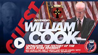 Reverend William Cook | Unpacking History of the Black Robe Regiment
