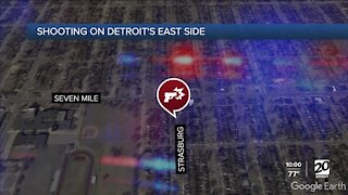 Crash victim allegedly opens fire at church security guard in Detroit