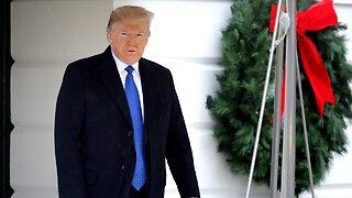 President Trump Cancels NATO Press Conference