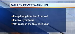 NWS shares info about Valley Fever