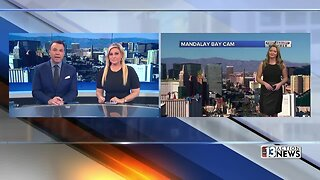 13 First Alert Las Vegas evening forecast | Mar. 3, 2020