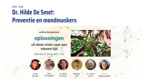 3. Hilde De Smet - Symposium Alliantie Voor Vrijheid 27 maart 2021