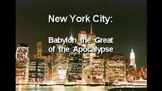 New York City - Babylon the Great