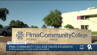 PCC helps students make ends meet