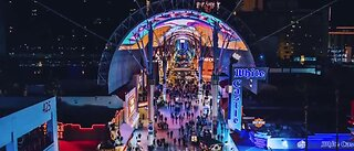 America's Party on Fremont Street