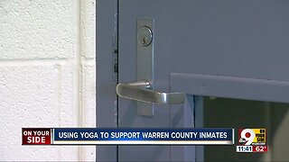Group offers mental, physical health through yoga to incarcerated people