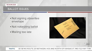 Don't make these mistakes with your ballot