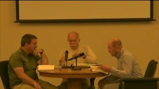 Round Table Panel Discussion on Spiritual Preparation