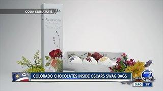 Colorado cannabis company featured in Oscar swag bag