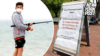 Summer hotspot Provincetown issues face mask advisory after new COVID outbreak