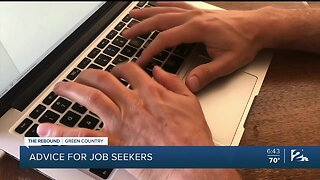 The Rebound Green Country: Advice for job seekers
