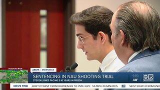 Steven Jones to be sentenced Tuesday in NAU shooting