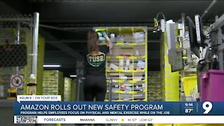 Amazon rolls out new safety program for employees