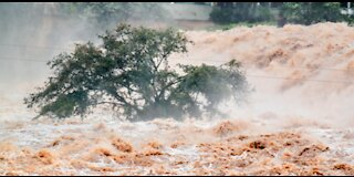 dangerous flash flood around the globe