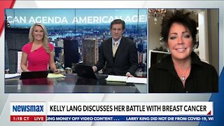 """Kelly Lang Releases New Video """"I'm Not Going Anywhere"""