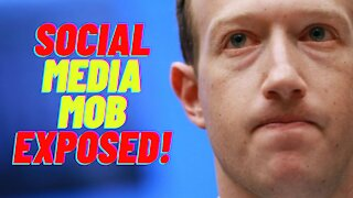 MOB WORKING TOGETHER!! Zuckerberg GRILLED on SECTION 203 by Josh Hawley; Facebook, Google, and Twitter