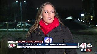 Chiefs set for takeoff to Super Bowl LIV