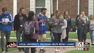 Local university program helps repay loans