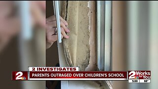 Parents outraged over conditions at Sapulpa school