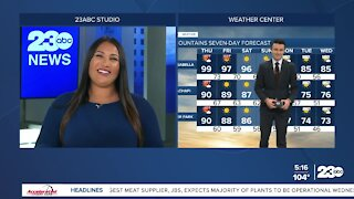 23ABC Evening weather update June 2, 2021