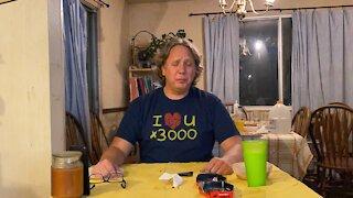 Jeff Videoing Dann's Paqui One Chip Challenge