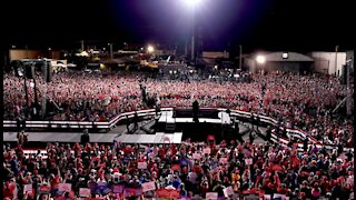 💥BOOM President Trump Calls Out the Deep State at North Carolina Rally