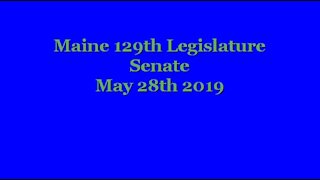 20190528 Maine State Senate LD640 Tabling II