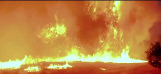 California Zogg fire is now 39% contained