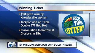 Lotto winning streak continues in Buffalo
