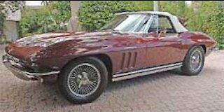 Corvette Stingray for Sale