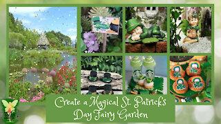 Teelie's Fairy Garden   Create a Magical St. Patrick's Day Fairy Garden   Teelie Turner