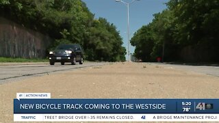 New bicycle track coming to the Westside
