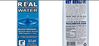 Federal government orders Real Water products recalled after woman dies