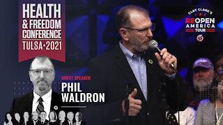Phil Waldron | Election Fraud The Path Forward