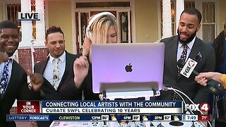 Curate SWFL celebrates 10 years of bringing local artists together