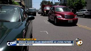 window washer killed remembered as loving father