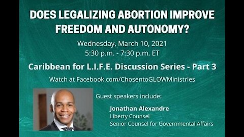 Jonathan Alexandre - Abortion for Autonomy - Costs to Freedom of Conscience