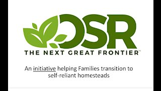 Operation Self-Reliance - Helping Families Attain a Self-Sufficient Lifestyle