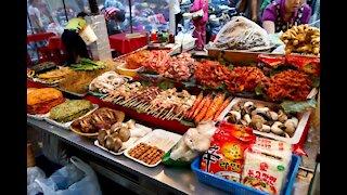 Korean food - South Korea