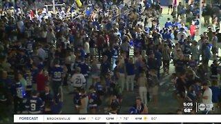 Experts urge safety precautions for Super Bowl parade